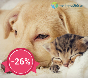 Up to 26% off for the unique pet health care program of merimna365.